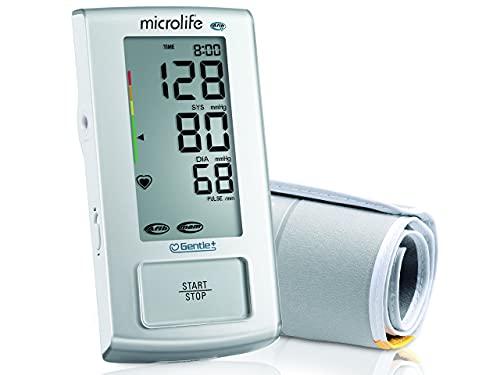 Microlife - Misuratore di Pressione Afib Advanced Easy, Tecnologia Mam, 160 X 80 X 32 Mm