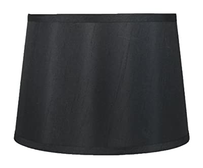 Urbanest French Drum Lampshade Linen, 12-inch