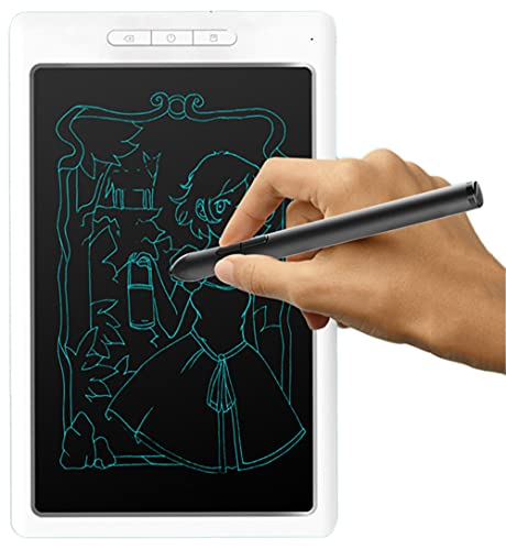 Xyfw Tableta Digital De Dibujo Gráfico De 10,4 * 6,5 Pulgadas con Bolígrafo Sin Batería Tablero De Escritura De 8192 Niveles para Juego De Dibujo OSU