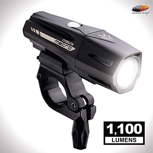 Cygolite Metro Pro – 1,100 Lumen Bike Light