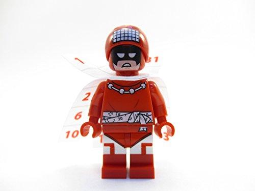 LEGO Película original de Batman – CALENDARIO MAN Minifigura – Enbolsada – (Dividida desde 70903 Set)