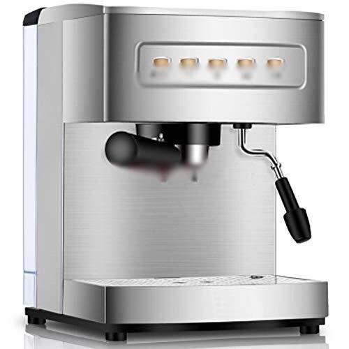 Ekspres do kawy Ekspres do espresso Strona główna Ekspres do kawy Ekspres przelewowy W pełni automatyczny ekspres do kawy Ekspres do kawy z filtrem 275mm×280mm×315mm Kolor metalu (Kolor : Metaliczny