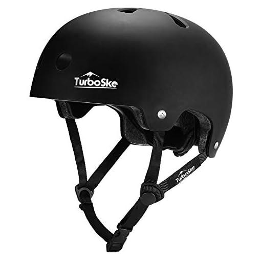 TurboSke-Skateboard-Helmet-BMX-Helmet-Multi-Sport-Helmet-Bike-Helmet-for-Kids-Youth-Men-Women