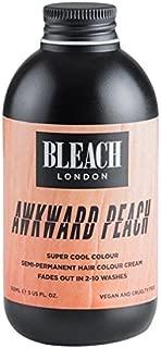 Bleach London Awkward Peach Super Cool Colour