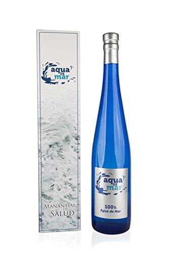 """""""Agua de Mar Hipert nica Aqua de Mar 750 ml en V drio (Vizmaraqua)"""""""