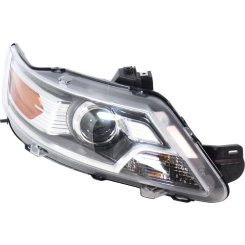 Price comparison product image MAPM Premium Quality TAURUS 10-12 HEAD LAMP RH,  Assembly,  Halogen,  Projector Type