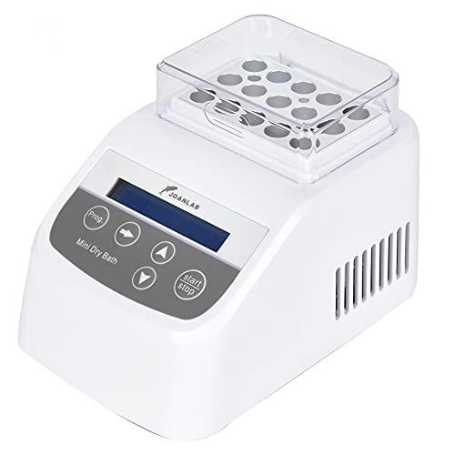 Minibox Un baño de metal de laboratorio de temperatura constante, baño seco...