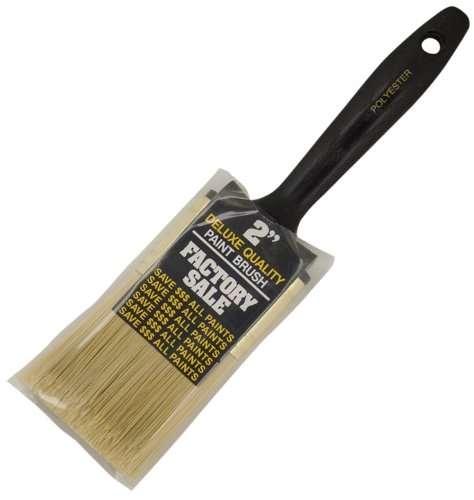 Wooster Brush P3972-2 Factory Sale Polyester Paintbrush, 2-Inch by Wooster Brush