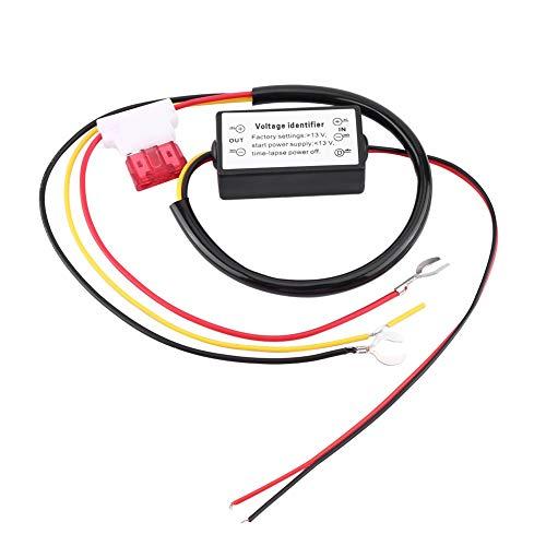 DRL-Controller-Nikou Auto-Tagfahrlicht-Controller LED Tagfahrlicht Tageslicht Relais Controller Steuergerät Dimmer ON/OFF