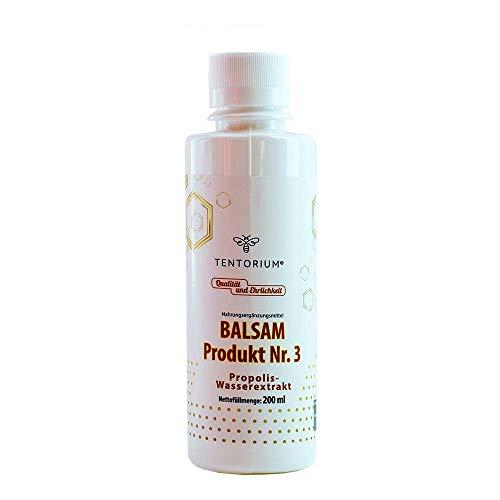 Bienen Propolis Tinktur 200 ml - ECHTE 16,8% - Beste Qualität OHNE ALKOHOL - Ohne Hilfs- u. Zusatzstoffe - Gluten- und Laktosefrei