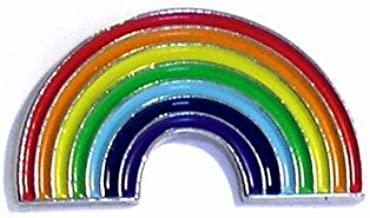 Metal Enamel Pin Badge Rainbow Warrior CND Peace