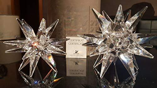 Swarovski Sternkerzenhalter medium star candleholder 119430 AP