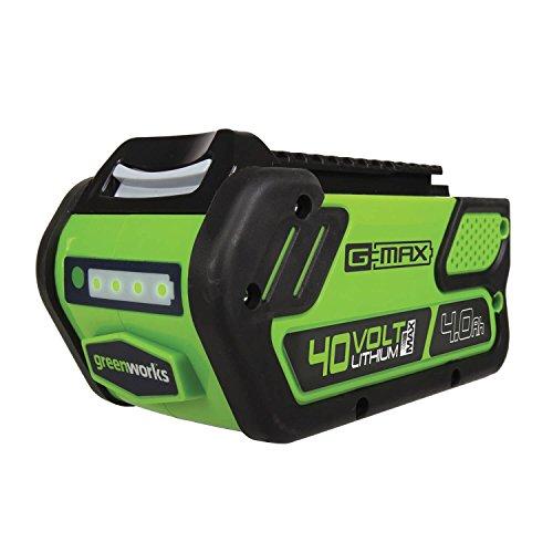 Greenworks G-MAX 40V Li-Ion Battery, 4Ah, 29472