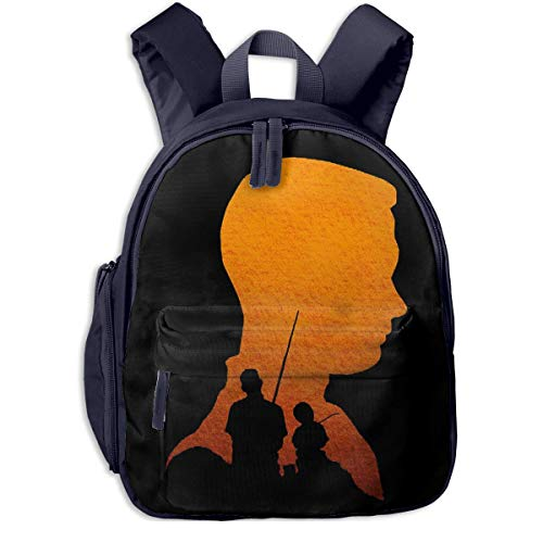 Hdadwy Forrest Gump Kids Backpack Boys Girls,Appearance is Fashionable, Very Practical.