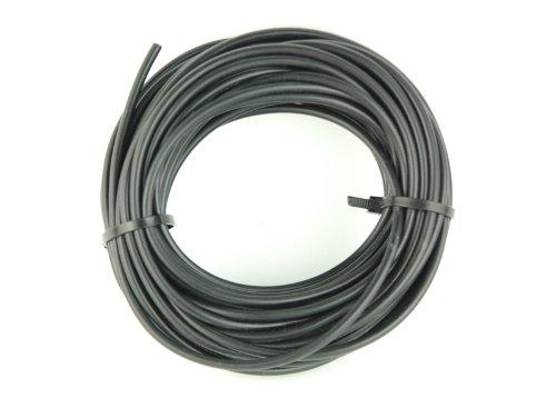 Fil électrique AUTO SOUPLE 6 mm² NOIR (10 M)