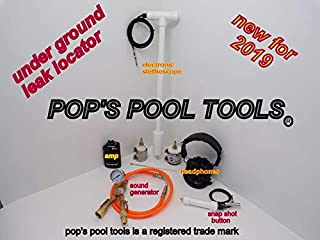 swimming pool leak locator