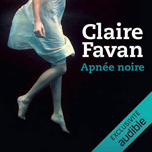 Apnée noire audiobook cover art