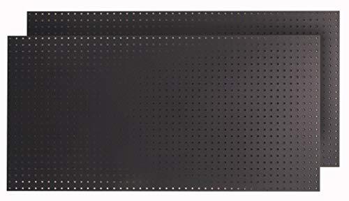Triton Products HDB-2 Black HDF Pegboards