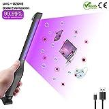 ELAW Lámpara de Desinfección UV, Esterilizador Portátil USB 254nm...