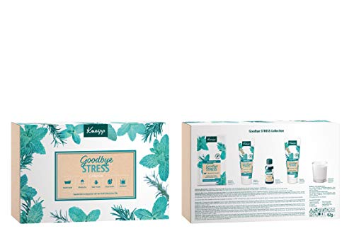 Kneipp Geschenkpackung Goodbye Stress Collection, 621 g