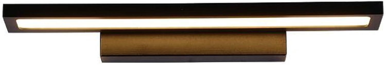 RMJAI Wandleuchte Led Bad Wandleuchten Kabinett Lichter Ultra-dünnes Aluminium (Farbe   Warmes weies Licht)