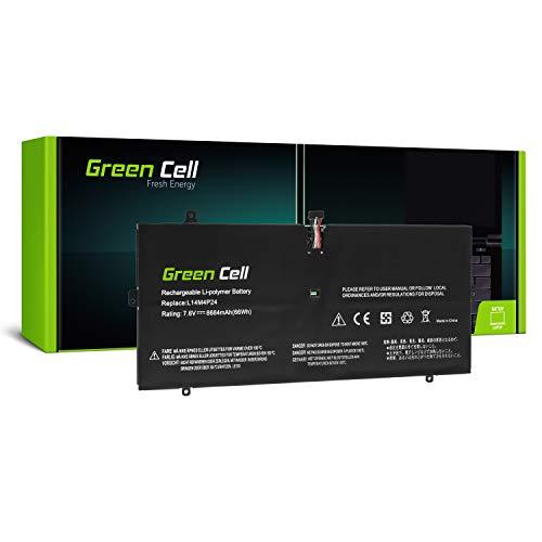 Green Cell 5B10H43261 5B10H55224 L14L4P24 L14M4P24 Akku fur Lenovo Laptop 8700mAh 75V Schwarz