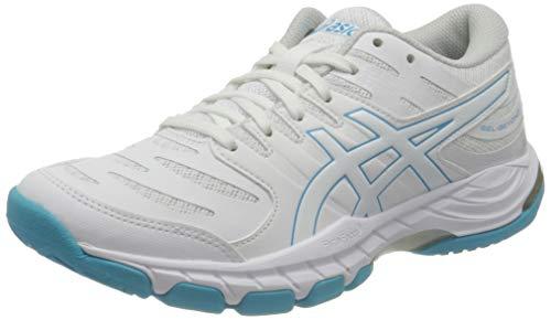 ASICS Gel-Beyond 6, Zapatillas de Running Mujer, Acuario Blanco, 41.5 EU
