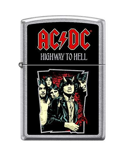 Zippo Feuerzeug - AC/DC - Highway to Hell - Neuheit 2020-60004724