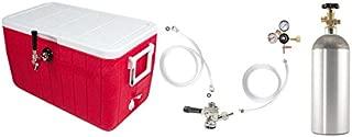 Single Faucet Coil Cooler Complete Kit