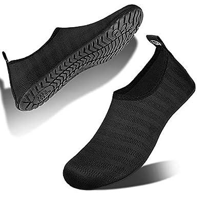 IceUnicorn Water Shoes Quick Dry Swim Aqua Barefoot Socks for Women Men