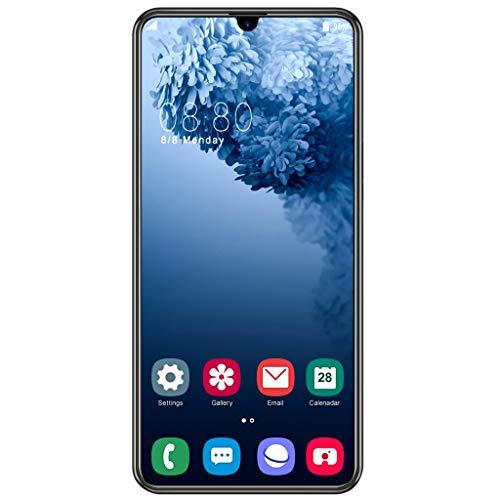 WYXR Moviles Libres Baratos 4G, S20U Android 9.1 Smartphone Libre, Pantalla 6,5...