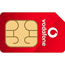 Included components: Vodafone 3-in-1 Pay as you Go Mobile Broadband 8GB data SIM, Includes handy guide for set up and useful information Pre-loaded with 8GB of data Worry-free roaming. Use your data like you do at home in 48 destinations Data remains...