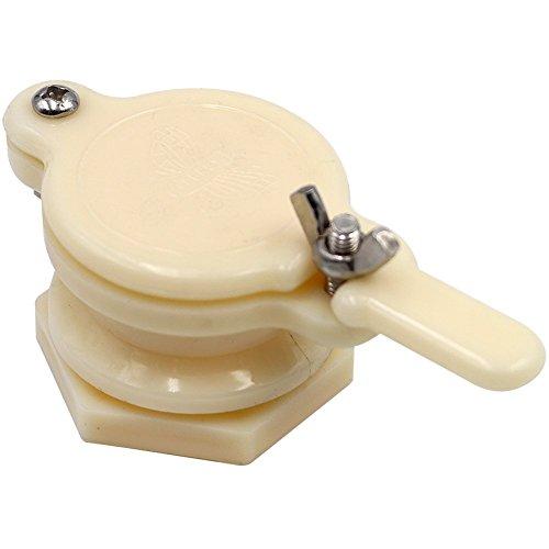 Farm & Ranch 2pezzi valvola Smielatore Honey Gate Tap apicoltura strumento di imbottigliamento apicoltore attrezzatura