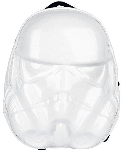 Star Wars BP131015STW Sac à Dos en Forme de Masque Stormtrooper