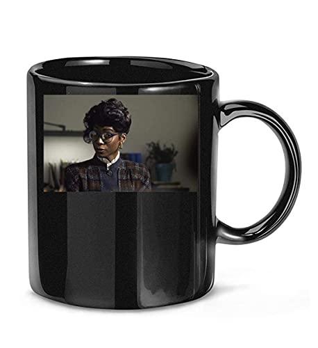 N\A Enfermera Rita (Angelica Ross) en American Horror Story 1984 Temporada 9 Película 7 Taza de café para Mujeres y Hombres Tazas de té