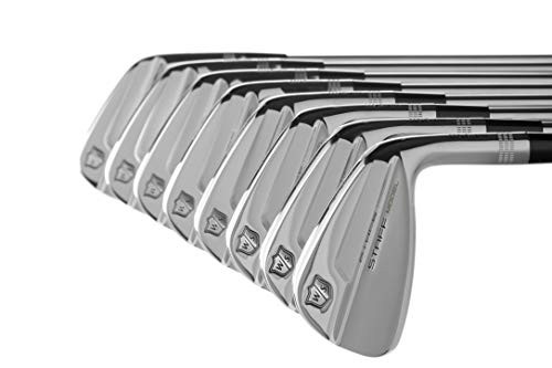 Wilson Staff Golf Men's Right Handed Blades (8 piece...