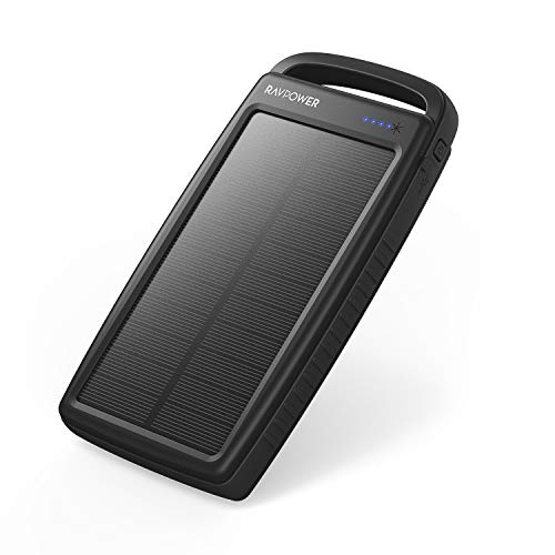 RAVPower 20000mAh - Solare