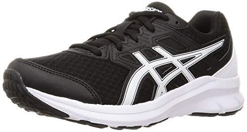 Asics Jolt 3, Road Running Shoe Mujer, Black/White, 37 EU