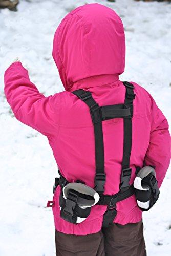 Lil' Ripper Gripper Kids Ski Harness