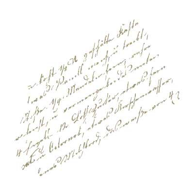 Mini Deko-Schablone, Vintage, Modell 112:Text, Größe der Schablone: ca. 12x12cm; Größe des Motivs: 9,5x9,5cm