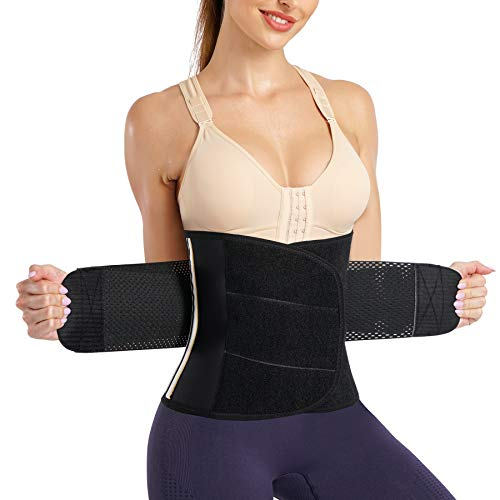 Gotoly Women's Waist Trainer Trimmer Slimming Belt Hot Neoprene Sauna Sweat...