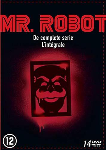 Mr Robot : Coffret Saisons 1 a 4 [DVD]
