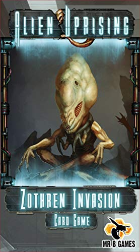 Mr. B Games Mr.B Games- Nein Zothren Invasion - an Alien Uprising...