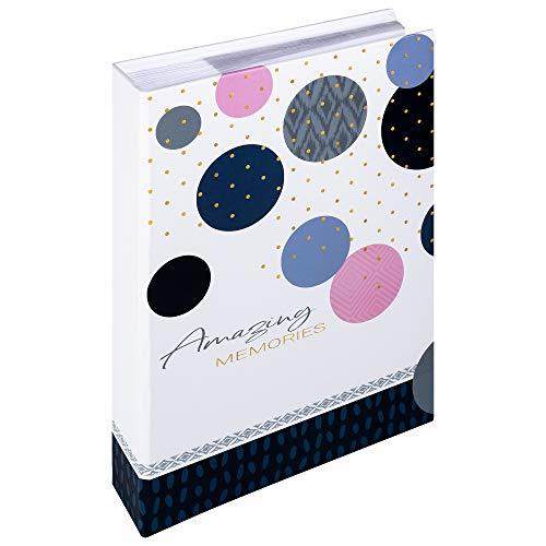 Memo-Einsteckalbum Amazing Memories, 300 Fotos 10x15 cm, blau