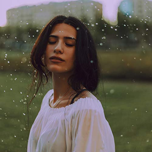 10 Beautiful Natural Rain Sounds, Cascading Water for Meditation, Calm Rainfall for Sleep, Gentle Sounds to Soothe and Relax