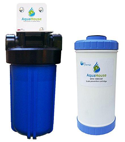 AquaHouse NSWS Adoucisseur d'eau Système Adoucissement de L'Eau Performant à 99,6 % Anti-Calcaire