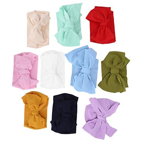 Baby haarelastiekjes, schattig, gemakkelijk te dragen, nylon, voor baby