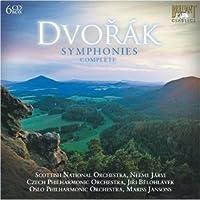 Antonin Dvorak Symphonies (Intégrale)