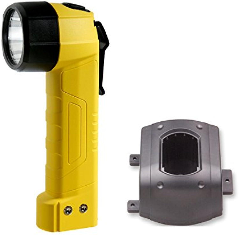 HL 12 EX Akkuleuchte Set [AccuLux 449731] EX-geschützte Handleuchte mit Power LED