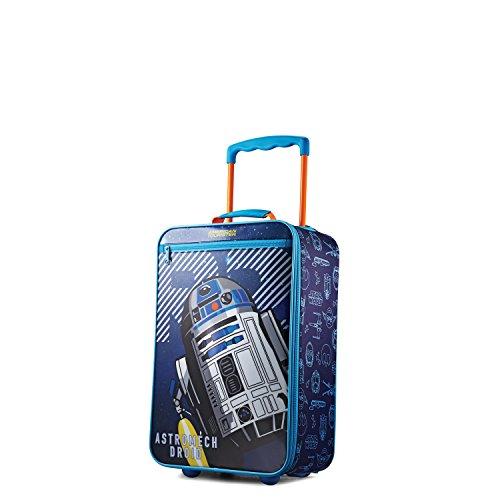 "American Tourister Kids Softside 18"" Upright, Star Wars R2-Dye"